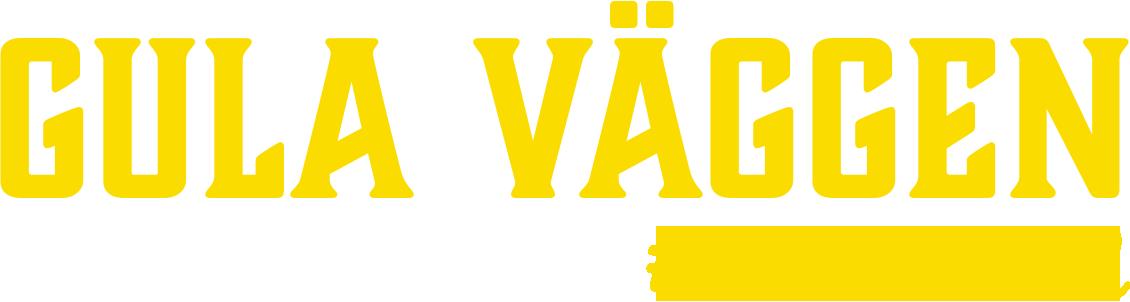 Gula Väggen – Vi älskar Sveriges landslag!